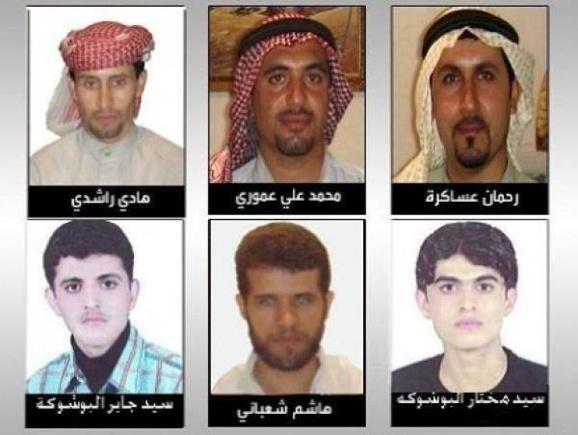 اعتصاب غذای 6 عرب اهوازی زندانی ادامه دارد
