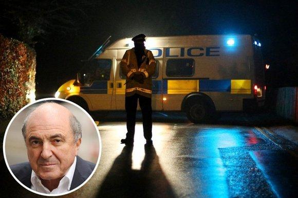 پلیس بریتانیا: برزوفسکی حلقآویز شده است