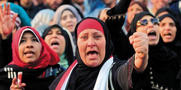 صدور حکم در پرونده اخوانالمسلمین مصر به تعویق افتاد