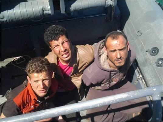 سه غواص که در صدد قطع کابل اینترنت مصر بودند دستگیر شدند