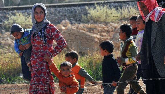آژانس پناهندگان سازمان ملل، نگران بازگرداندن برخی پناهندگان سوری از اردوگاه ترکیه است
