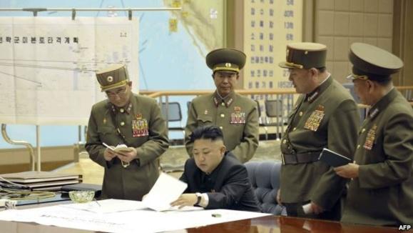 کره شمالی: وارد وضعيت جنگی با کره جنوبی شده ايم