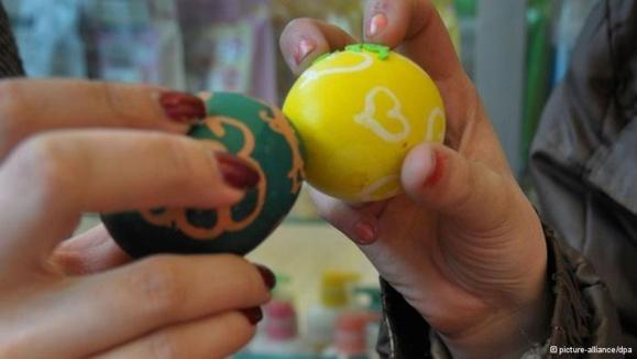 آداب عید پاک؛ از شام آخر تا تخممرغهای رنگی