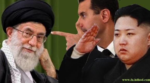 نفرت و انزجار جهانی از سه رژیم شرور و تبهکار/لیلا جدیدی