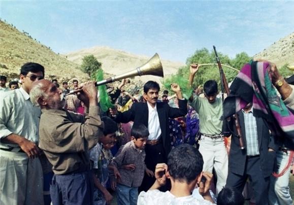 عکس آرشیوی از بویر احمد