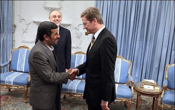 سیل صادرات غیر قانونی سلاح از آلمان به ایران - مایکل مبشری