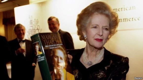 مارگارت تاچر نخست وزیر سابق بریتانیا در سن ۸۷ سالگی درگذشت