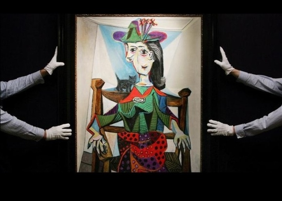 چهلمین سالمرگ پابلو پیکاسو، هنرمند قرن