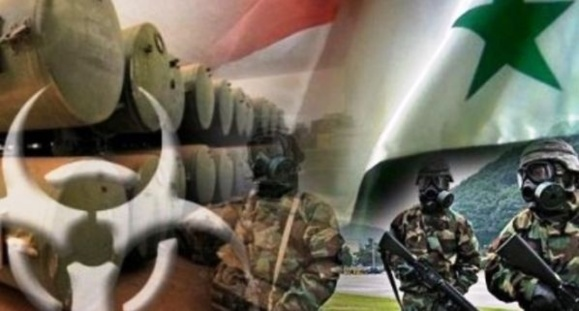 رژیم منفور سوریه با گسترش تحقیق در مورد کاربرد سلاح شیمیایی مخالفت کرد