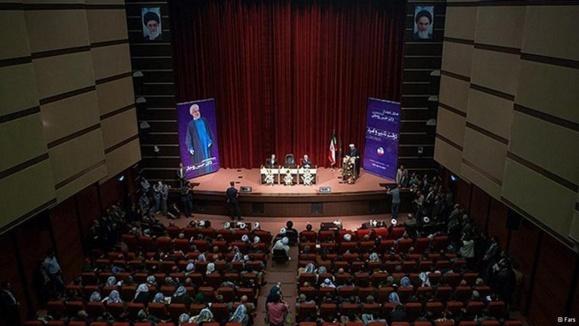 روحانی در حضور نزدیکان رفسنجانی اعلام کاندیداتوری کرد
