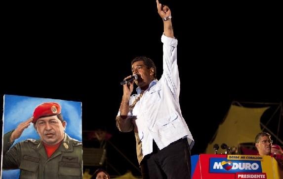 رأیگیری برای انتخاب جانشین هوگو چاوز امروز در ونزوئلا انجام میشود