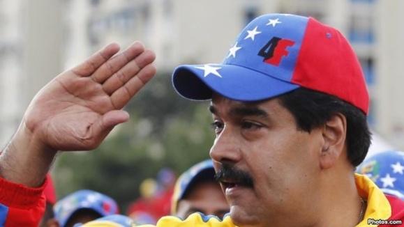 نيکولاس مادورو در انتخابات رياست جمهوری ونزوئلا پيروز شد