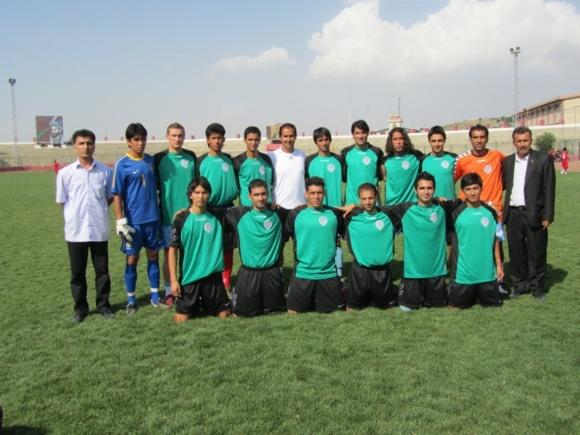 تیم ملی فوتبال افغانستان 2 پله دیگر صعود کرد