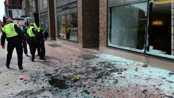 تصویر کوله پشتی حاوی بمب بوستون منتشر شد