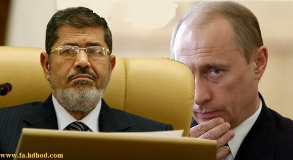 محمد مرسی، رئیس جمهوری مصر، به روسیه سفر میکند
