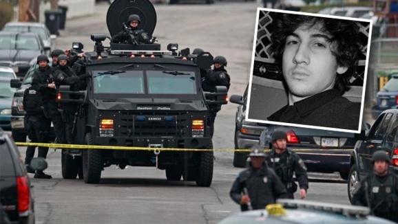 مظنون دوم حادثه بمب گزاری ماراتون بوستون دستگیر شد
