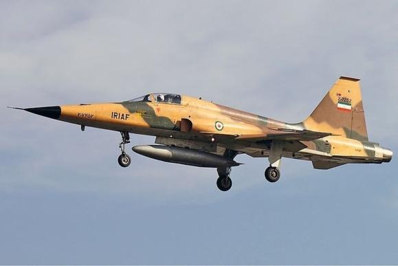 سقوط یک هواپیمای جنگنده اف-۵، دو کشته برجا گذاشت