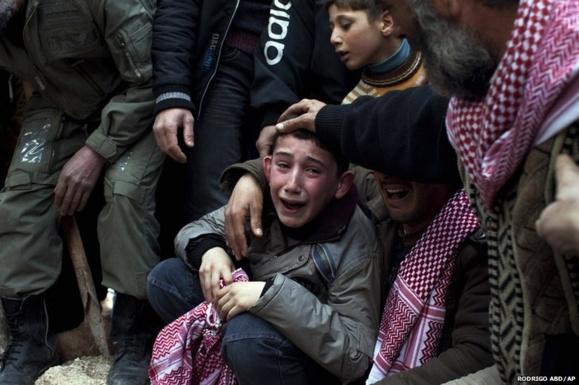 جنایات تازه رژیم بشار اسد و حمایت مجدد ایران از وی