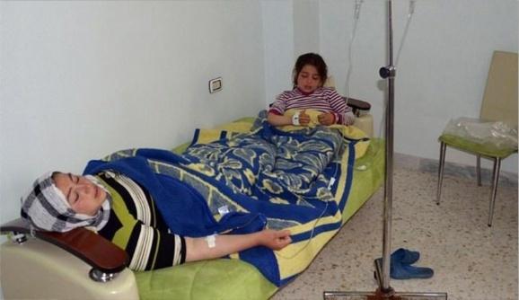 آمریکا: رژیم اسد از سلاح شیمیايی استفاده کرده است