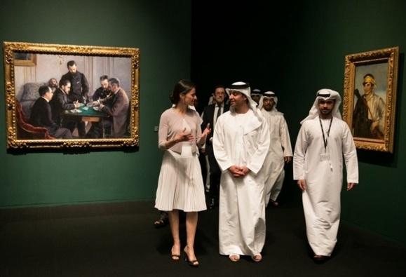 «تولد يک موزه»؛ لوور به ابوظبی می رود