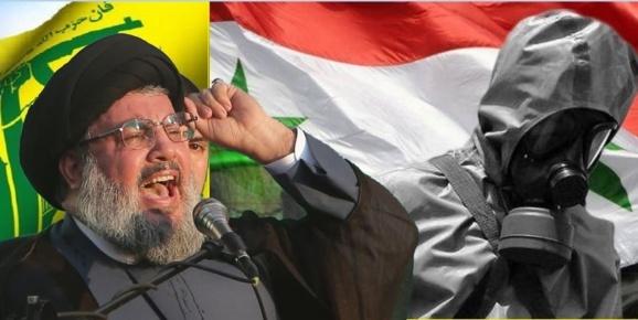 مقام اسرائیلی: تسلیحات شیمیایی سوریه در حال انتقال به دست حزبالله