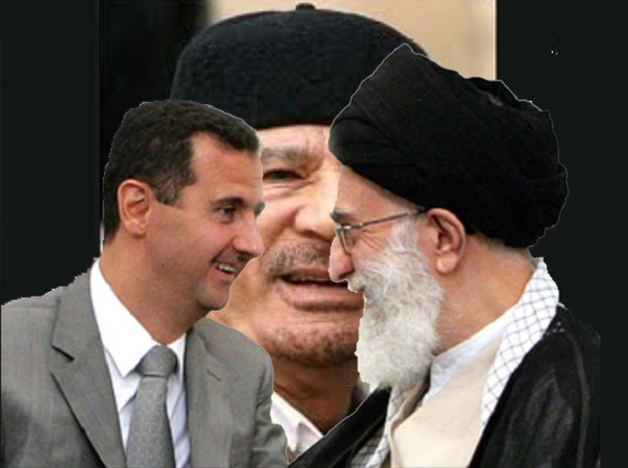فروريختن سريع امپراتوری ولايت فقيه با سقوط اسد