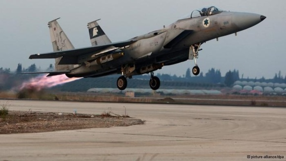 مقام اسرائیلی حمله هوایی به خاک سوریه را تایید کرد