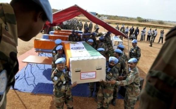رییس قبیله دینکا در درگیری مرزی سودان کشته شد