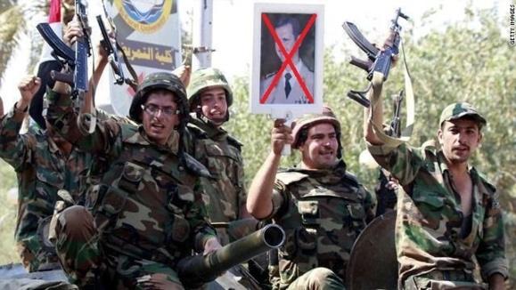 اسرائیل با حمله موشکی به اطراف دمشق به یاری رژیم بشار اسد شتافت