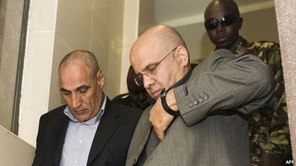 دو پاسدار تروریست ايرانی در کنيا به حبس ابد محکوم شدند