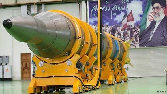 بی بی سی: انفجار در انبار موشکی غرب تهران
