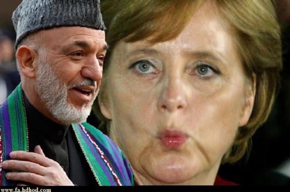 سفر غیرمنتظره صدراعظم آلمان به افغانستان