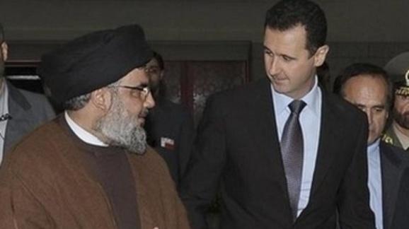 سوریه؛ سخنان تحریک آمیز سرکرده تروریستهای لبنان
