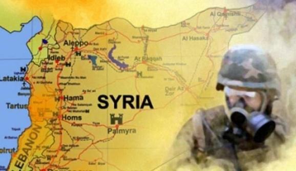 وزير خارجه آمريکا میگويد ارتش سوريه از سلاح های شيميايی استفاده کرده است