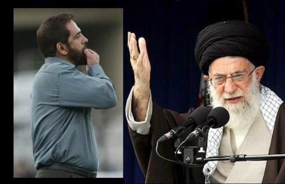 پس از نژاد پرستی مربی ایرانی تیم پیکان هم اکنون خامنه ای رهبر ایران به صف نژادپرستان پیوست