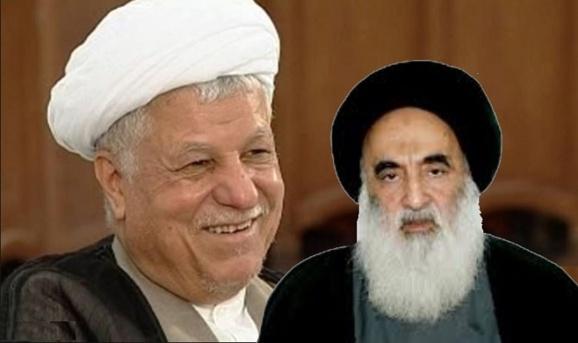"""آیت الله علی سیستانی مرجع شیعیان عراق برغم اوضاع نا مناسب عراق نگران وضع کشور خود """"ایران"""" هستند"""