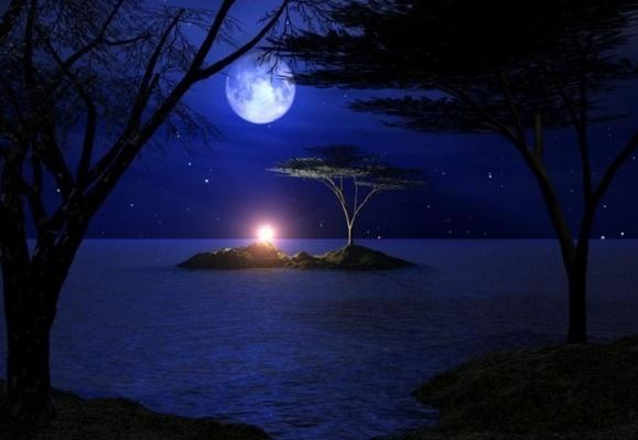 منبع آب موجود در کره زمین و ماه مشترک است