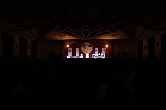 گروه الغدیر « حنان الأم» را در جشنواره ی موسیقی نواحی نواخت +عکس