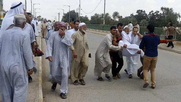 ادامه انفجارهای پیاپی بر علیه سنی مذهبان در عراق به کشته شدن بیست نفر انجامید