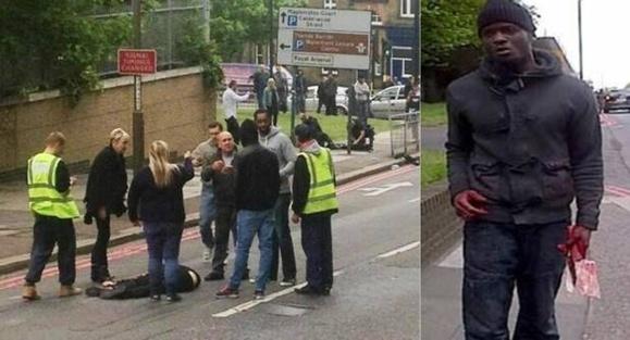 احتمال تروریستی بودن حمله با قمه در شرق لندن