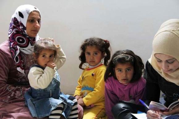 پناهندگان سوریه در کشور اردن