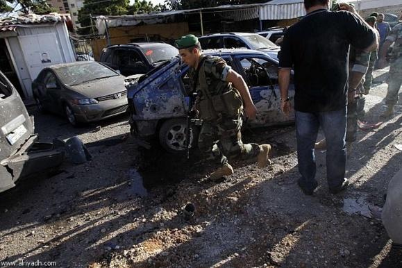 حمله موشکی به جنوب لبنان در پی تاکید رسمی حزب الله به پشتیانی نظامی از رژیم بشار اسد