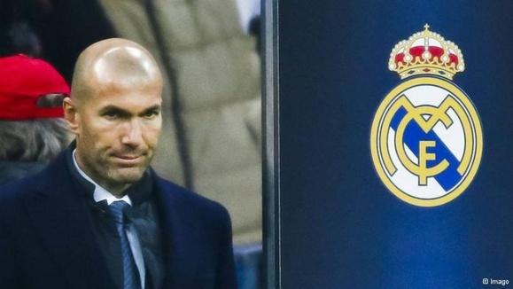 زینالدین زیدان مدیر ورزشی رئال مادرید شد