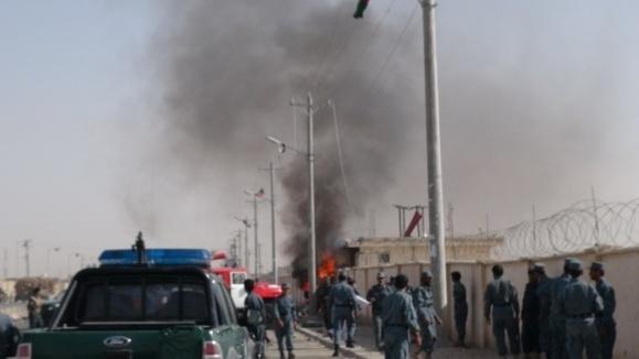 مهاجمان انتحاری 'امنترین' ولایت افغانستان را هدف قرار دادند