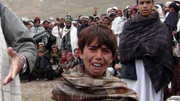 «بیش از یک هزار طفل افغان بطور اجباری از ایران اخراج شده اند»
