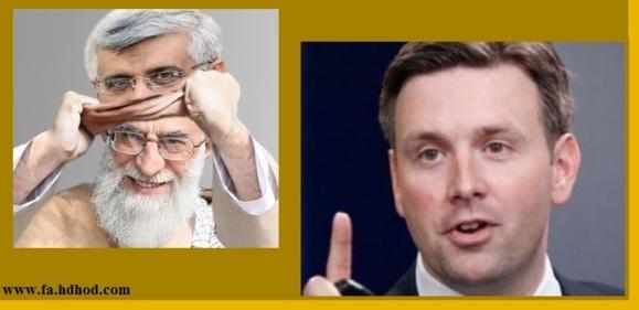 سخنگوی کاخ سفید: مقامات ایران قصد فریب مردم خود را دارند
