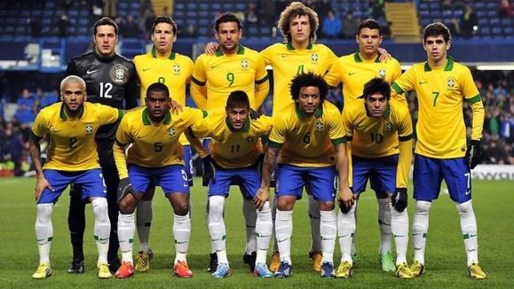 سقوط برزیل در رده بیست و سوم ردهبندی فیفا