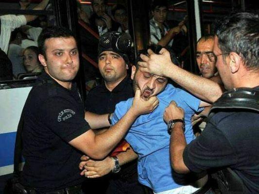 ترکیه از دستگیری دو ایرانی در ارتباط با ناآرامیهای این کشور خبر داد
