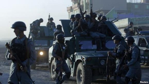 درگیری در نزدیک میدان هوایی کابل با کشته شدن مهاجمان مسلح پایان یافت