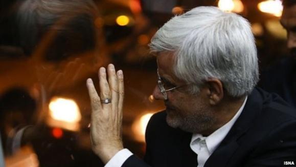پس از کناره گیری غلامعلی حداد عادل محمدرضا عارف هم از انتخابات کنارهگیری کرد